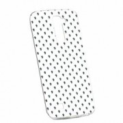 Husa Silicon Transparent Slim Little Cactus LG G7 ThinQ
