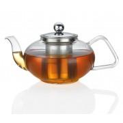 Küchenprofi Konvice na čaj TIBET od 0,4 L sklo/nerez - Küchenprofi Objem: 0,8 l