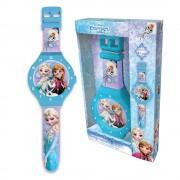 Disney Frozen Väggklocka, stort armbandsur