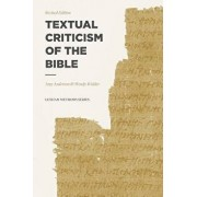 Textual Criticism of the Bible: Revised Edition, Paperback/Amy Anderson