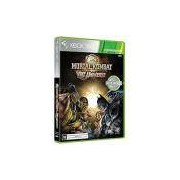 Game - Mortal Kombat Vs. Dc Universe - XBOX 360