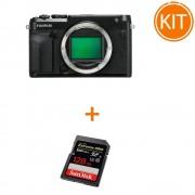Kit Fujfilm GFX 50R Aparat Foto Mirrorless Body bonus SanDisk Extreme Pro SDXC 128GB