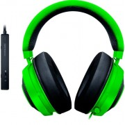 Razer - Kraken Tournament Edition Wired Stereo Gaming Over-the-Ear Headphones for PC, Mac, Xbox One, Switch, PS4, Mobile Devices - Green