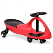 Pedal Free Swing Car - Red