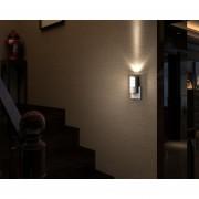 Onloon Luz De La Noche De Plug-in Wall Oscuridad A Amanecer Activado Por Voz Luz Nocturna Linterna LED Para Los Niños Dormitorio Baño Cocina Pasillo (luz Blanca)