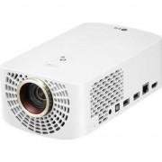 Videoproiector LED LG, Full HD, SMART (Web OS 4.0), 1400 lumeni, alb