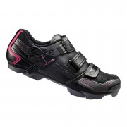 Shimano WM83 SPD Women's Cycling Shoes - Black - EUR 41 - Black