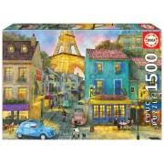 Educa Puzzle Genuine Paris Streets 1500 de piese