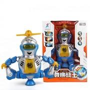 Yoyorule Electronic Walking Dancing Smart Space Robot Astronaut Kids Music Light Toys