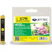 HP 920XL Yellow Officejet Ink Cartridge ( CD974AE ) - HP Officejet 6500, HP Officejet 6500 - jt h920yxl 7149