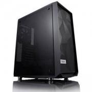Кутия за компютър Fractal Design Meshify C – Dark TG, Mid Tower, FD-CA-MESH-C-BKO-TG