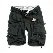 pantaloncini SURPLUS - DIVISION BREVE - BLACK - 07-5598-63