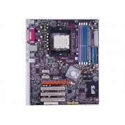 ECS NFORCE4-A939 - 1.0 - carte-mère - ATX - Socket 939 - nForce4 - Gigabit LAN - audio 6 canaux