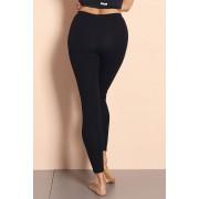 Katia pamut női leggings fekete XXL