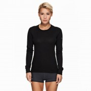 Odlo Damen Thermoshirt, langarm Active Warm BI Top Crew Neck L/S L