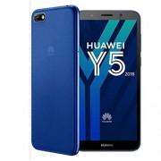 Huawei Y5 2018 DRA-L23 DUAL SIM visualización FullView 5.45 pulgadas 4G LTE Quad Core 16GB 8MP Smartphone desbloqueado de fábrica Android GO (versión internacional), Dorado