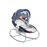 Tiny Love Balancín 3 En 1 Rocker Napper Con Capota Grey Tiny Love 0m+