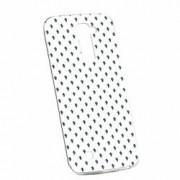Husa Silicon Transparent Slim Little Cactus Lenovo K8 NOTE