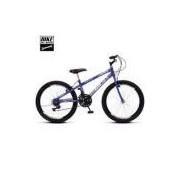 Bicicleta Colli Mtb Cbx 750 Aro 24 21 Marchas Freios Vbrake - 120