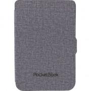 Husa ebook reader pocketbook protectie PocketBook pentru Basic Lux, Basic 3, Basic Touch 2, Touch Lux 3, Gri/Negru