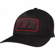 FOX Gorra Fox Parhelion 110 Snapback Black