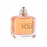 Giorgio Armani Emporio Armani In Love With You eau de parfum 100 ml ТЕСТЕР за жени