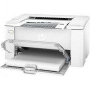 HP M104a Mono Laser Printer with Cartridge Single Function Printer (White Toner Cartridge)