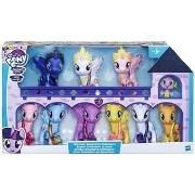 My Little Pony prémium kollekció 9 póni és sárkány