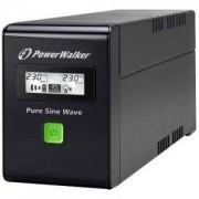 UPS устройство Powerwalker VI 800SW UPS аварийно захранване - POWER-UPS-Vi800SW