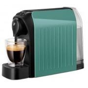 Espressor Tchibo Cafissimo Easy Petrol 380840, 1250 W, 15 bari, 0.65 l, 3 presiuni (Verde)