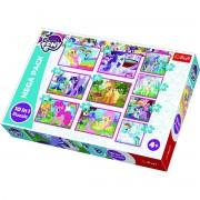 Trefl Puzzle My Little Pony, 10 buc.