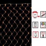 > SmartLED - Rete digitale 324 led bianco caldo