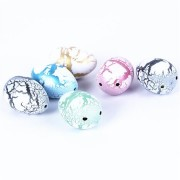 1PCS Hatching Growing Dinosaur Dino Eggs Add Water Magic Tricky Toys Cute Children Toy Gift