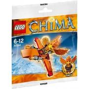 Lego Legends of Chima Frax' Phoenix Flyer 30264