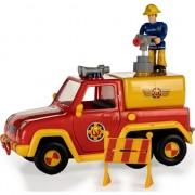 Vehicul de interventie Simba Pompierul Sam, Masina Venus si figurina pompierul Elvis