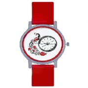 TRUE COLORS One Red More Analog Watch For Girls Women