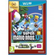 New Super Mario Bros Game + New Super Luigi Wii U Game (selects)