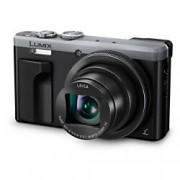 Panasonic Digital Camera Lumix DMC-TZ80EB-S 18.1 Megapixel Silver