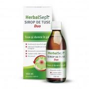HerbalSept Duo sirop de tuse - 100 ml