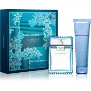 Versace Man Eau Fraîche lote de regalo XXVIII. gel de ducha y baño 150 ml + eau de toilette 100 ml
