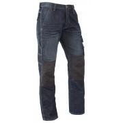 Brams Paris, Sander, Werk Jeans - Denim Blauw - Size: W32/L32