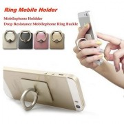 2 pcs. Pack of Universal Mobile Ring Holder For All Mobiles Phones (No Any Brand Name Printed) Pink And Navy Blue Color