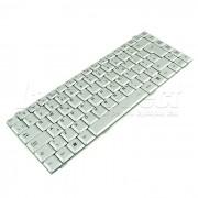 Tastatura Laptop Gateway M-150XL argintie + CADOU
