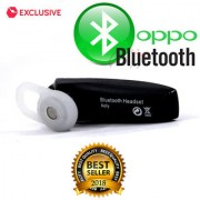 Truom Wireless Mono Bluetooth Headset For Oppo