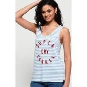 Superdry Coast Stripe Graphic linne