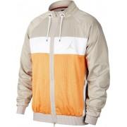 Jordan wings Herren Jacke orange beige