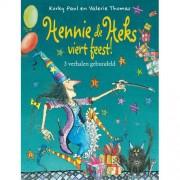 Hennie de Heks: Hennie de heks viert feest! - Valerie Thomas