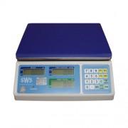 SWS PMK mérleg, 15/30 kg