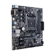 Asus Prime A320M-E Desktop Motherboard - AMD Chipset - Socket AM4