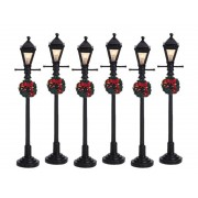 Lemax Gas Lantern Street Lamp 6